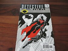 BATMAN  DETECTIVE COMICS  N° 756    --  MAY. 2001