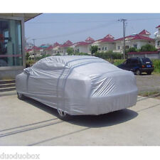 Full Car Cover Waterproof Heat Sun UV Snow Dust Rain Resistant Protection Size M