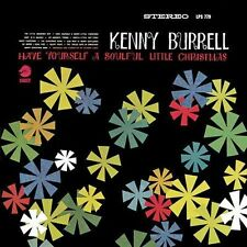 Have Yourself a Soulful Little Christmas by Kenny Burrell (CD, Oct-2003, Verve)