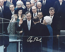 George H. W. Bush ++ Autogramm ++ 41. Präsident der USA ++ Bush Senior