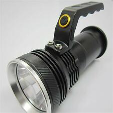 Rechargeable Torch T6 LED Zoomable 18650 CREE XM-L Flashlight Light Lamp GG