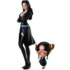 Bandai Super One Piece Styling Movie Film Gold 02 Nico Robin and Chopper Figure