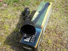 Bushnell 4-12x56E Illuminated optics Rifle Scope W/Two Rings Airsoft Sight Hunt