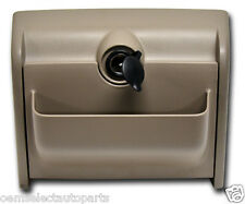 NEW OEM 2009-2010 Ford F-150 w/ Bench Seat Rear Console CUP HOLDER- Medium Stone