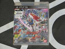 Playstation 3 PS3 Import New Game Mobile Suit Gundam Extreme VS Versus Japan