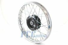 "PW80 PY80 FRONT 14"" RIM WHEEL FOR YAMAHA COYOTE 80 PW PY 80 DIRT BIKE U RM24"