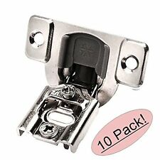 *10 Pack* Cosmas Cabinet Compact Concealed Soft-Close Euro Style Hinge 35007