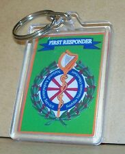 Southern Ireland Ambulance Service First Responder key ring..