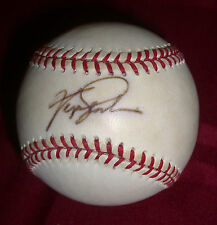FERGIE JENKINS -- AUTOGRAPHED / SIGNED NL BASEBALL -- JSA AUTHENTICATED