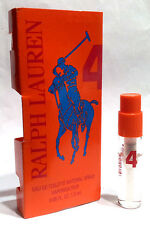 Ralph Lauren Polo Big Pony No. 4 EDT - Vale