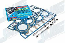 6.0L Powerstroke Diesel Pair of Ford OEM 18MM Head Gasket Kits & ARP Studs
