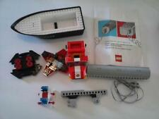 Lego 1984 Police Patrol 4010 Boat - Battery Holder 4350 1 w Other Parts Lot