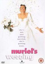Muriel's Wedding 1995  Toni Collette, Rachel Griffiths DVD