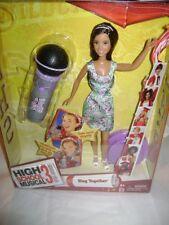 Disney High School Musical Singing Gabriella Doll+Micro