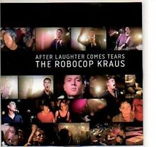 (P551) The Robocop Kraus, After Laughter Comes T- DJ CD