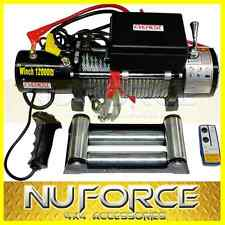 *12V 12000lbs/5443kg*  PRO-LINE Electric/Wireless WINCH 4WD 26m Wire Rope