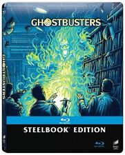 Ghostbusters Steelbook Region Free Blu Ray