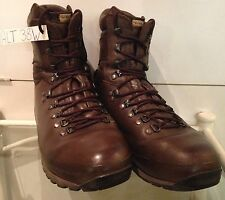Altberg Defender Brown MTP Army Issue Vibram Sole Male Combat Boots 8W ALT38W