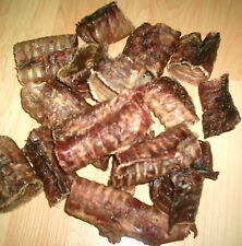 Beef Trachea Windee - Moo Tube Dog Treats   - 3 one LB. Bags