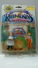 Rhymenkins Classic Nursery Rhymes Collectables Simple Simon 1988 Series III