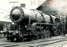 6F999G RP 1964 DeBB AUSTRIAN FEDERAL RAILWAY LOCOMOTIVE 42.2708