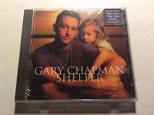 Gary Chapman  Shelter (CD 1996) NEW POP AMY GRANT ALISON KRAUSS MICHAEL OMARTIAN