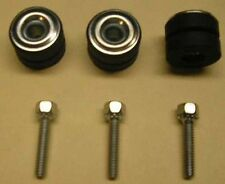 1964-67 Chevy Chevelle 2 Speed Windshiled Wiper Motor Mounting Grommets & Screws