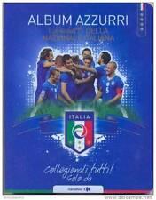 NAZIONALE - ALBUM COMPLETO - DISCHETTI AZZURRI CARREFOUR  - LEGGI
