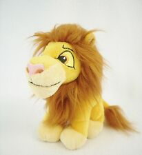 "Disney The Lion King Adult SIMBA with Mane 6"" Plush Stuffed Doll Toy"
