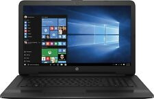 "NEW HP 17.3"" Laptop i7-7200u 2.5Ghz 8GB 1TB HDD DVD Burner HDMI Webcam Win 10"