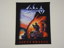 SODOM AGENT ORANGE BACK PATCH