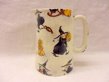 Hubble bubble witches one pint pitcher jug by Heron Cross Pottery
