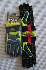 Ringers R-33 Hybrid Extrication Gloves, Cut & Puncture Protection, Large - NIB
