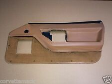 Corvette door panel RH GM 84,85,86,87,88,89