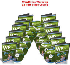Learn Wordpress - Build Your WordPress Website or Blog Complete Video Course..cd