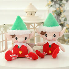 Christmas Doll Xmas Elfin Party Props Ornaments Home Decoration Gift Toys