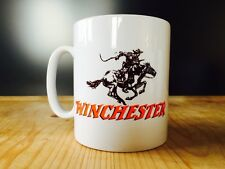 Winchester Shotguns Clay Shooting Tea Coffee Mug Dishwasher Safe