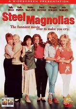 STEEL MAGNOLIAS - DVD - REGION 2 UK