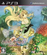 Used PS3 Atelier Ayesha Koukon No Daich PLAYSTATION 3 SONY JAPAN JAPANESE IMPORT