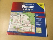 1999-2000 Rand McNally **Street Finder** PHOENIX Arizona ...New/Rare!