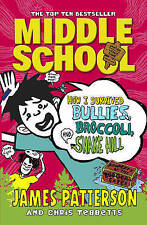 PATTERSON,JAMES-MIDDLE SCHOOL 4 SURVIVED BOOK NEW