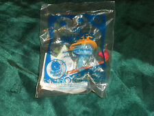 2011 McDonald's SMURFS - FARMER SMURF Figure Happy Meal Toy # 7