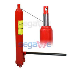 8 Ton Hydraulic Long Ram Jack Hydra Jack Engine Hoist Cherry Picker Manual