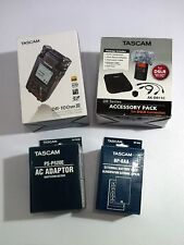 TASCAM DR-100 mk3 incl. Accessoires / Free registered worldwide shipping