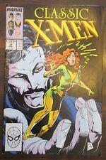 Classic X-Men #31 (Mar 1989, Marvel)