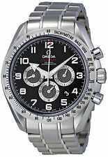 OMEGA Speedmaster Broad Arrow COASSIALE WATCH 321.10.44.50.01.001 - Rrp £ 4630 NUOVO