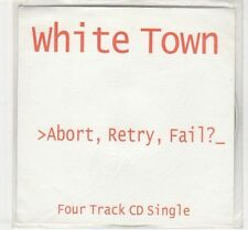 (EC445) White Town, Abort Retry Fail? - 1996 CD