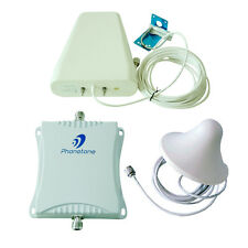 900/2100 MHz GSM 3G Mobile Phone Signal Booster Repeater Amplifier Complete Kit