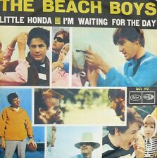 "THE BEACH BOYS LITTLE HONDA 7"" ITALY PS 1967 BEAT - I'M WATING FOR THE DAY"
