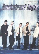 BACKSTREET BOYS, 1997 SONGBOOK